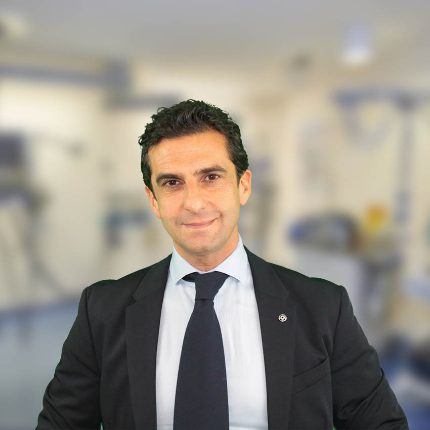 Dr. Giorgio Gresta, chirurgien orthopédique