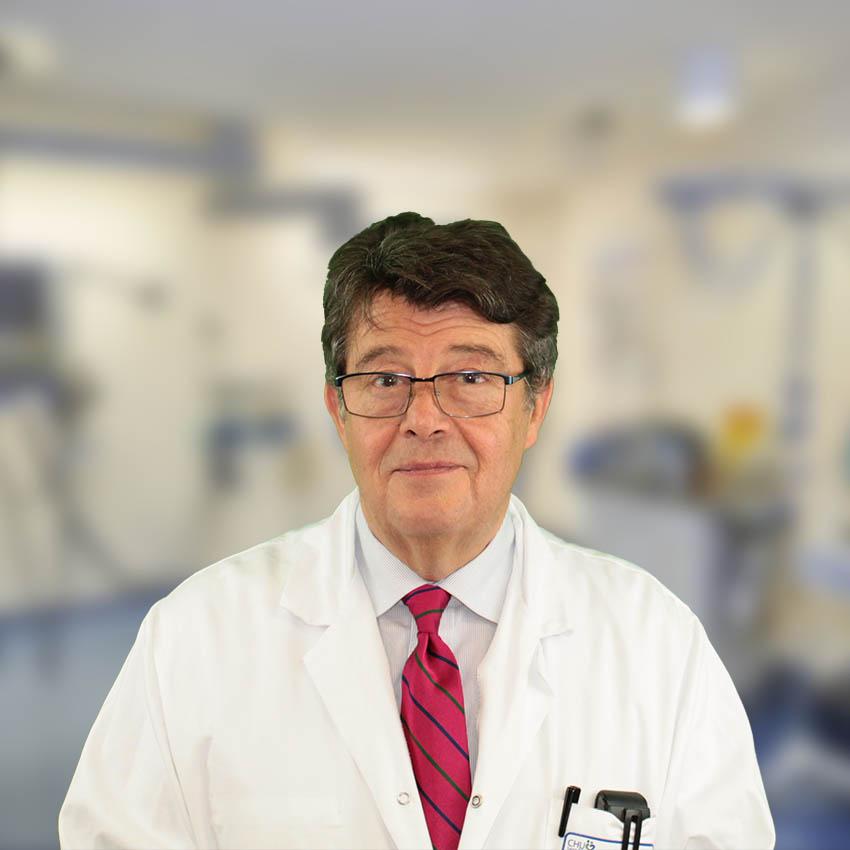 Pr. Frédéric Farizon, chirurgien orthopédique