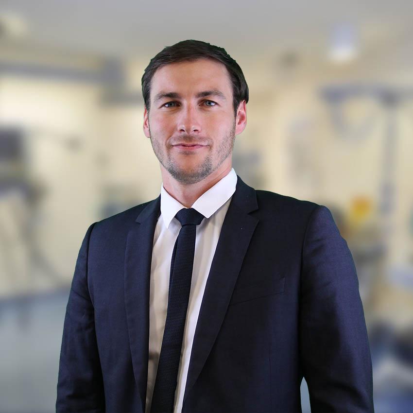 Dr. Thomas Neri, chirurgien orthopédique