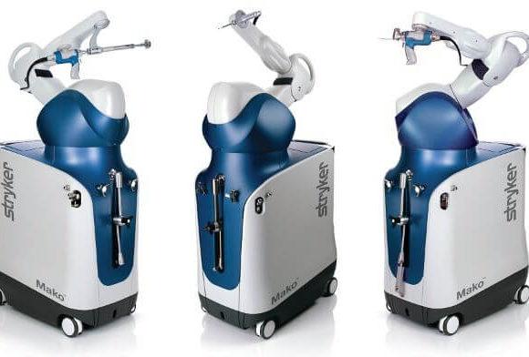 La chirurgie du genou robotisée au CHU de Saint-Etienne