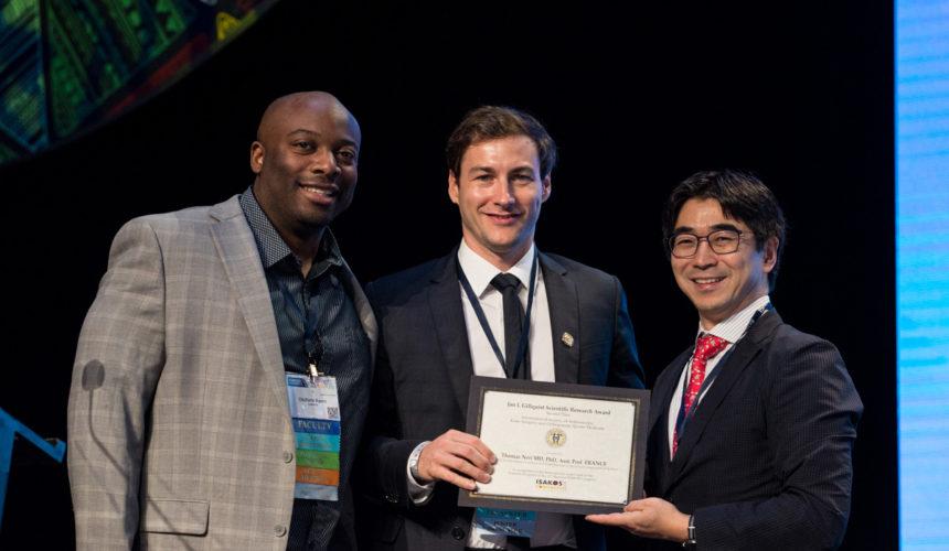 Albert Trillat Young Investigator's Award
